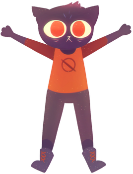 [F2U] Night in the Woods - Mae Borowski Pagedoll by Forest-Ghosts