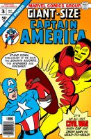 Giant-Size Captain America #3: Civil War! by MCRE1201