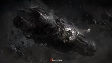 Derelict by Long-Pham