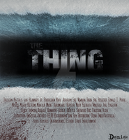 The Thing by daniacdesign