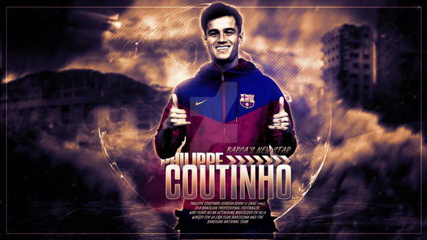 Mesqueunclub explore mesqueunclub on deviantart - Coutinho wallpaper hd ...