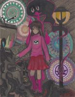Yume Nikki~Dream Diary by PaintDemColors