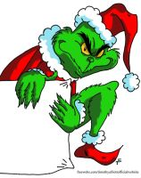 The Grinch by UBob