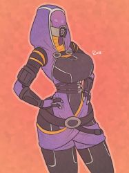 CM - Tali by Ruff-Sketches