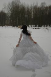 bride II by Black-Ofelia-Stock