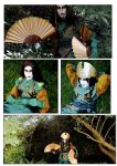 Avatar Kyoshi Cosplay by Caranth