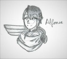 Alfonse by CreamPurin