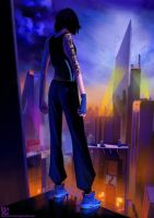 Mirror's Edge 2 Faith by maximegirault