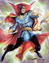 Doctor Strange by Cinar
