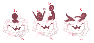 [YCH] Spoopy Your Character Here -Mocchi- by WiviAdopts