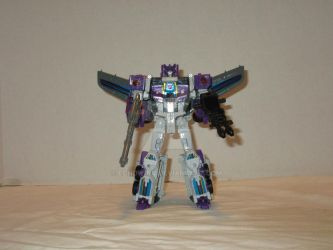 Transformers Customs 012A - Octane by EchoWing