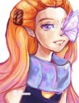 Zoe - new champ by azuffs