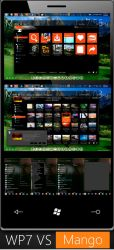 WP7 Mango update by oliver182