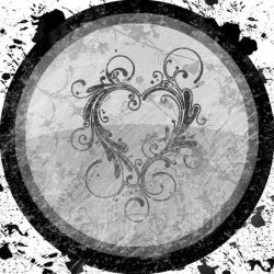 Circle and Heart by Lunet