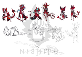 Selling OC ! Kipa - Auction - Closed by Nishipu