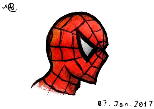 Todd McFarlane's Spider-Man - Doodle by MaruanKaled