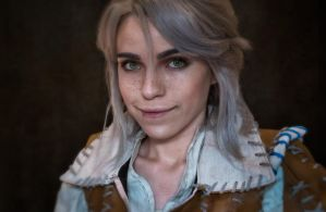 Young Ciri by TophWei