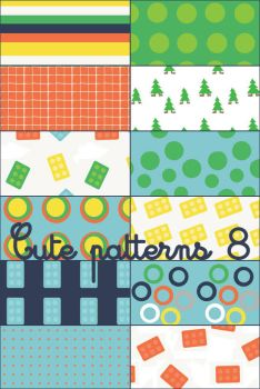 Cute patterns 8 by foley-resources
