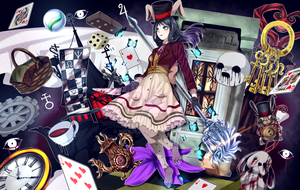 Alice Madness Returns by KRia25