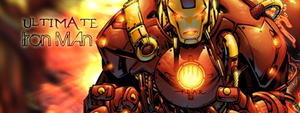 Ultimate Iron Man by iSeeFear