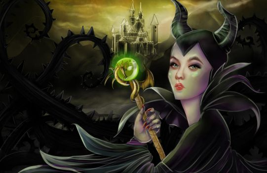 Maleficent by Corba11