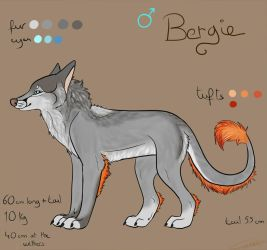 OC: Bergie by BlastOfWinter