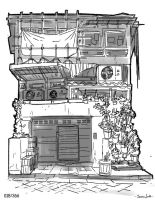 018 - Shed House by Mei-Xing