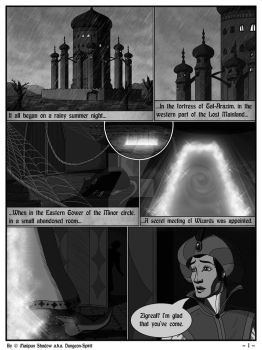 'Devoted' - Page 1 by Dungeon-Spirit