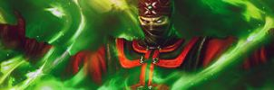 Ermac Sig. by IcyColdSephiroth