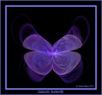 Galactic butterfly by DeviantMary