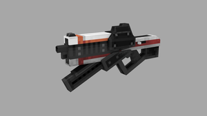 Strafe : Machinegun by lithium-sound