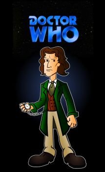 The 8th Doctor by CPD-91