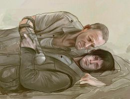 Dixon bros scetch by Everybery
