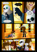 Under-Upper AU: Ch6 Page 12 by MichPajamaArtist
