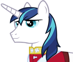 Shining Armor Vector by RainbowDerp98