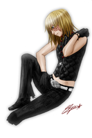 Mello by ElyonBlackStar