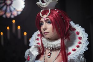 TRINITY BLOOD: Don't worry, Abel, i'll be fine. by MiraMarta