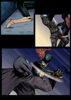 Batgirl vs Mirror rematch - page 30 by hborges77