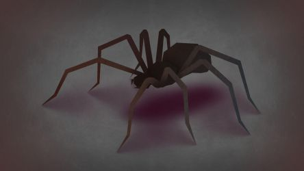 The Eight Spiders by LEMMiNO