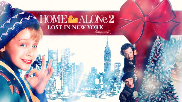 Home Alone 2: Lost In New York by Dreamvisions86