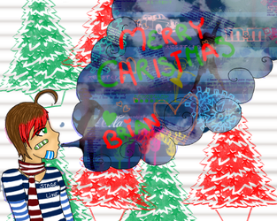 Merry Christmas SS Style by Rave-Light