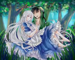 Seto and Mary by WillyWonka2703