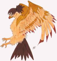 Anko Eagle by Kyuubi0017