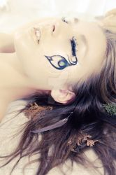 Paperself Lashes Shoot by maeartphotography
