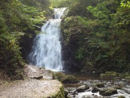 Stock ~ Waterfall by CaitlinDickson