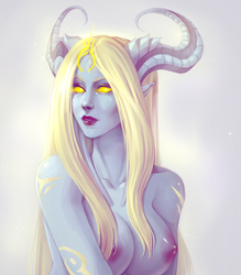 Lightforged draenei by szienna