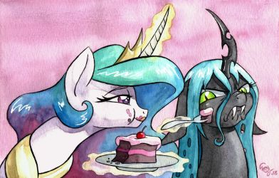 I Won't Partake by The-Wizard-of-Art