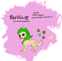 Shullie (FOR SALE!!) by derpato