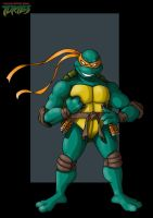 michelangelo by nightwing1975