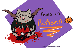 Tales of Pusheen by PuddingMcMuffin